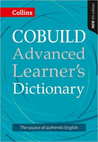 Collins COBUILD Advanced Learner's Dictionary