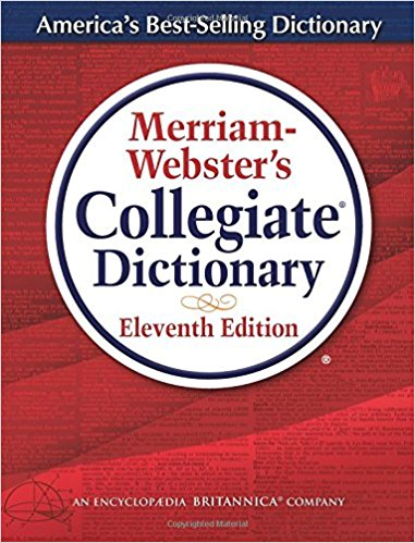 The Merriam-Webster Collegiate Dictionary