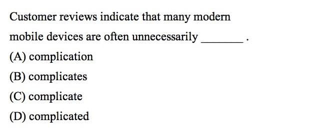 PART5の例題