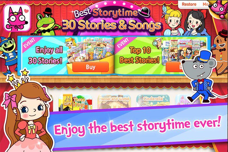 Best Storytime