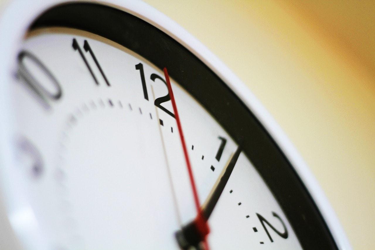 新形式のリスニングセクションの時間配分