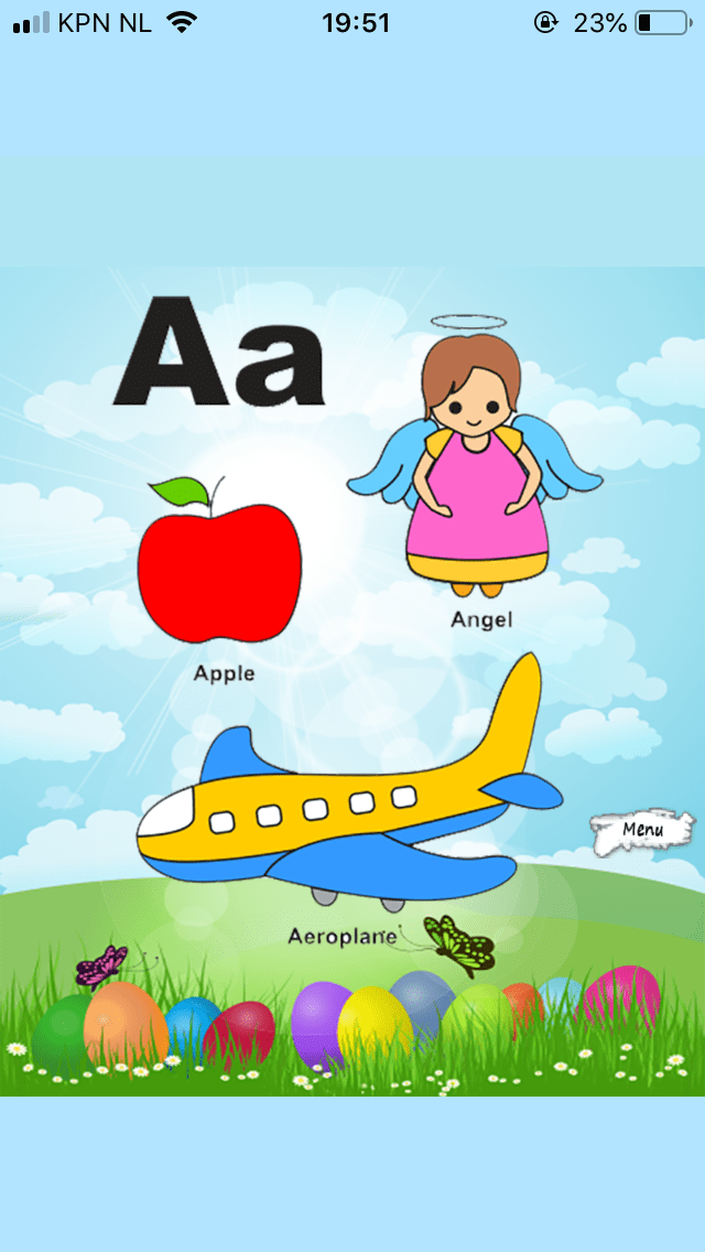 Learn Letters And Phonics Sound