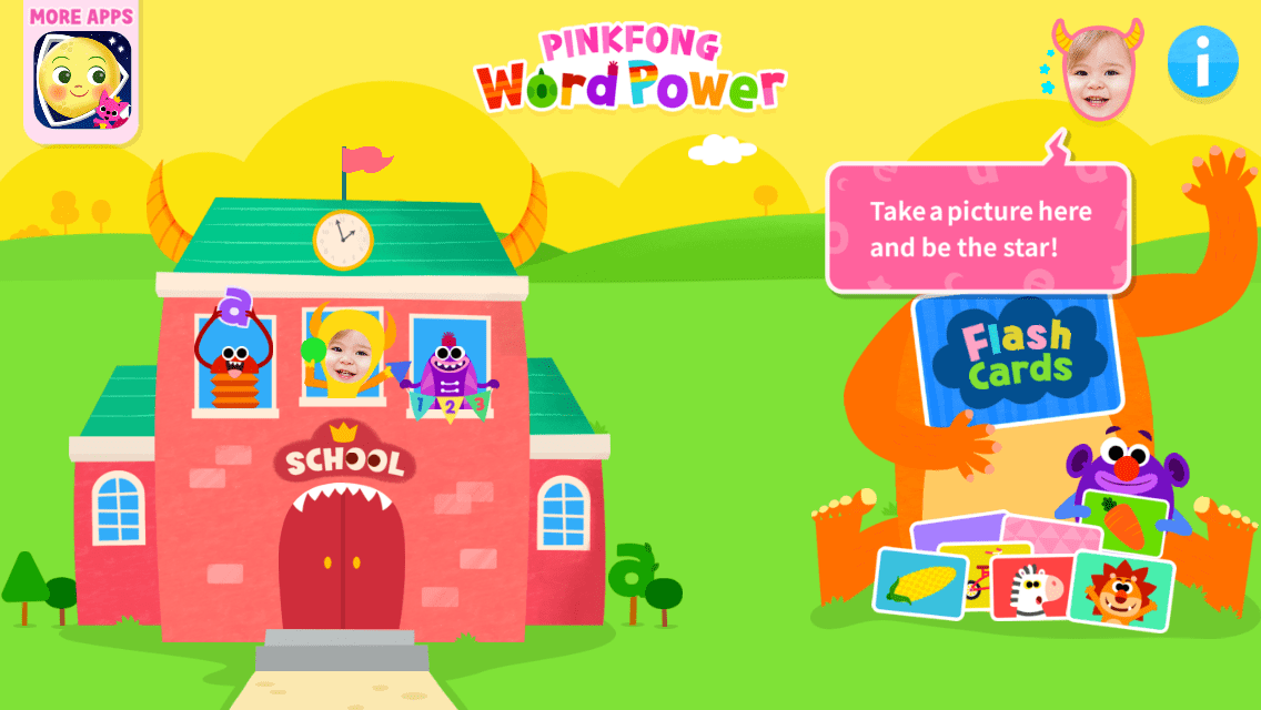 Pinkfong Word Power