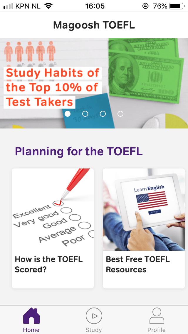 TOEFL Prep & Practice Magoosh